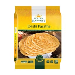 Picture of Golden Harvest Frozen Paratha Family Pack