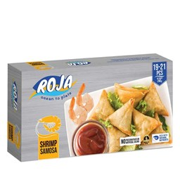 Picture of Roja Shrimp Samosa