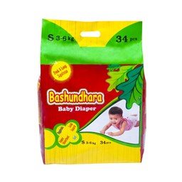 Picture of Bashundhara Baby Diaper Belt ST Series S 3-6 kg