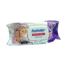Picture of Freshmaker Jumbo Baby Wet Wipes