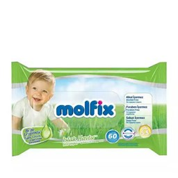 Picture of Molfix Baby Lotion Wet Wipes