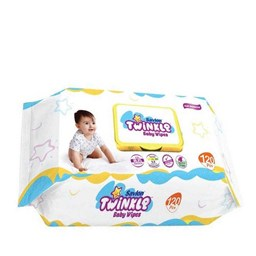 Picture of Savlon Twinkle Baby Wipes