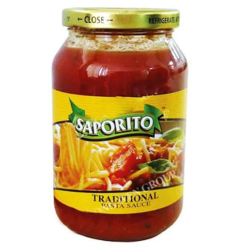 Picture of Traditional Pasta Sauce 454 gm