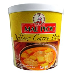 Picture of Yellow Curry Paste