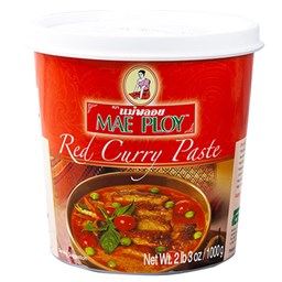 Picture of Red Cury Paste 1 kg