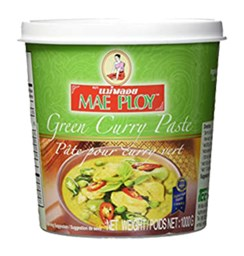 Picture of Green curry paste 1kg