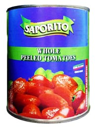 Picture of Whole peeled tomato 400 gm