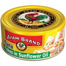 Picture of AYAM TUNA IN SUNFLOWER OIL - 165 GM