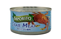 Picture of Crab meat in brine 170 gm