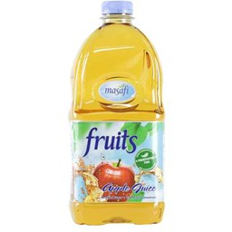Picture of APPLE JUICE 01 LTR [MASAFI]