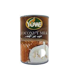 Picture of Coconut Milk 400 ml [yowe]