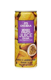 Picture of Mixed fruits juice 230 ml [chabaa]