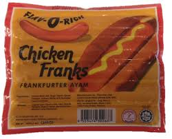 Picture of FLAV O RICH [CHICKEN FRANKS]