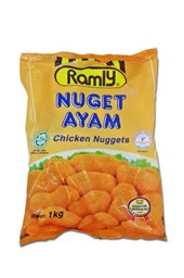Picture of Ramly chicken nugget