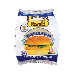 Picture of Ramly chicken burger