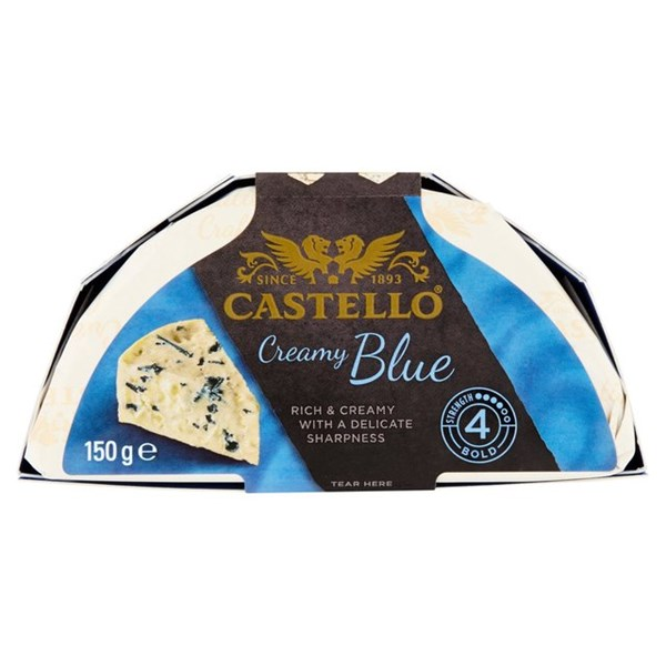 Picture of BLUE CHEESE PORTION [CASTELLO]