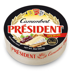 Picture of Camembert chese [president]