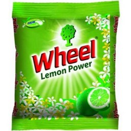 Picture of Wheel Washing Powder Lemon Power -500gm