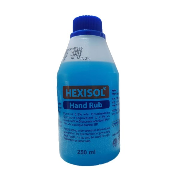 Picture of Hexisol Hand Rub -250 ML