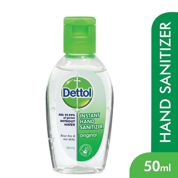 Picture of Dettol Instant Hand Sanitizer Original