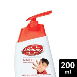Picture of Lifebuoy Handwash Total Pump [200 ml]