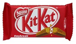 Picture of kit kat 3 finger  (28 pcs)