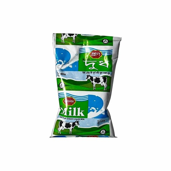Picture of Pran UHT Milk -500 ml